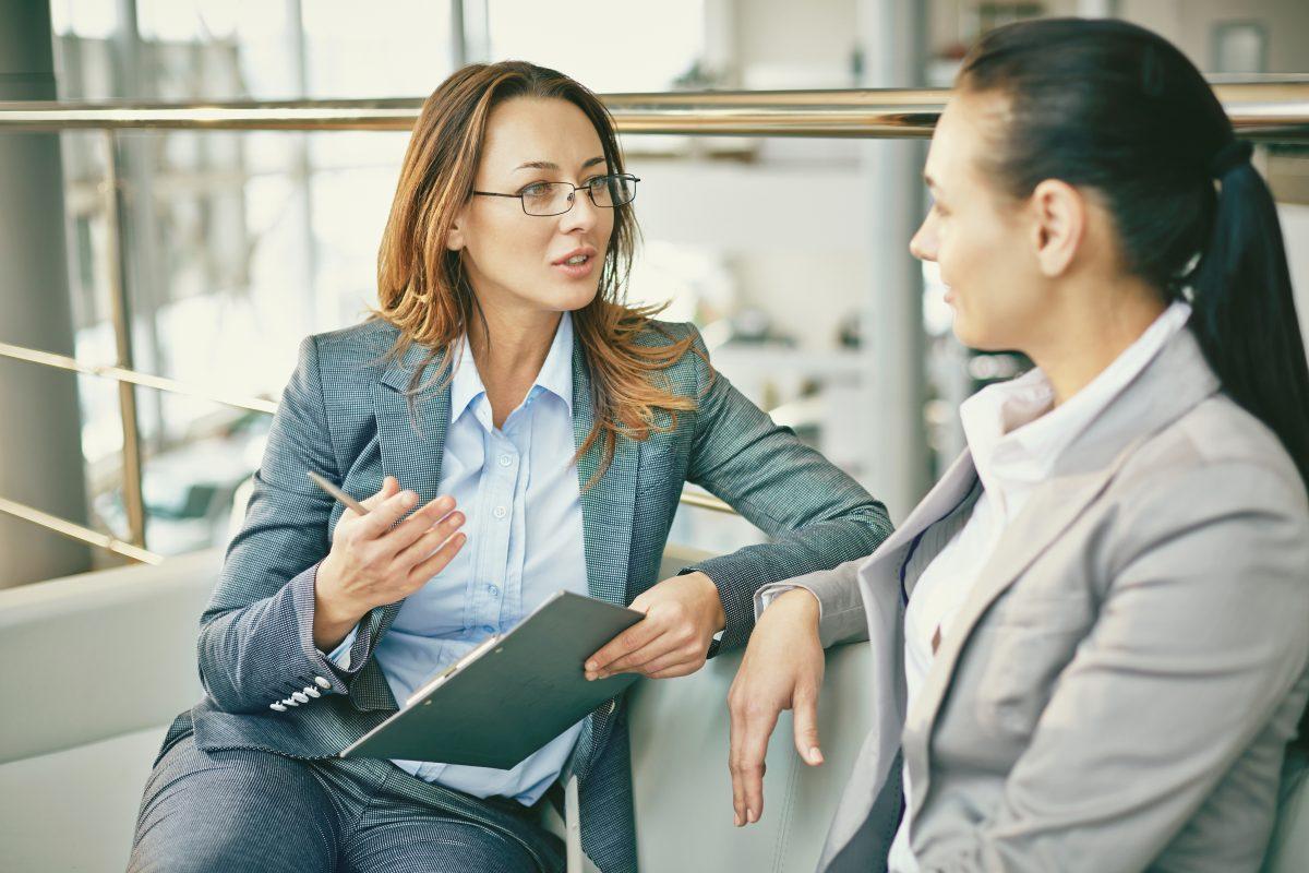 Consultation entre collaborateurs