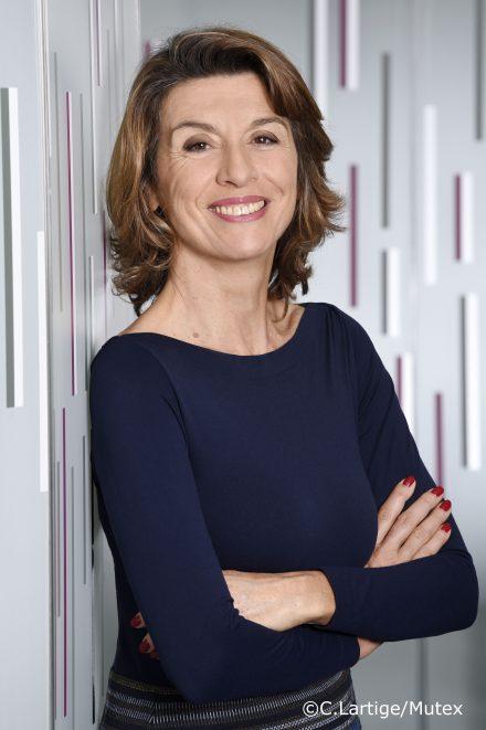 Catherine Rouchon - Directeur général de Mutex - Coyright C.Lartige/Mutex
