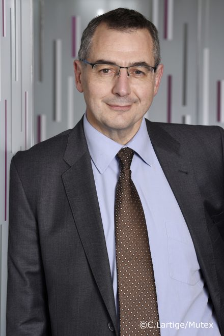 Christian Marey - Directeur général délégué de Mutex - Coyright C.Lartige/Mutex