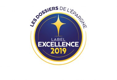 Logo label d'excellence 2019 pour les produits Mutex