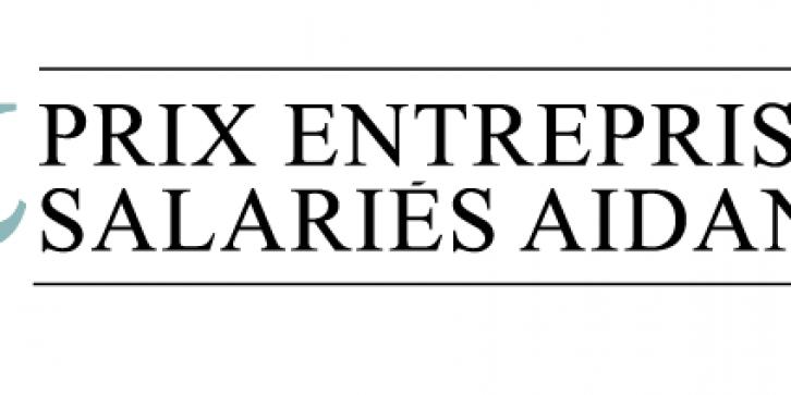 Logo du prix entreprise et salariés aidants